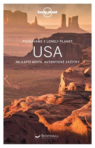 USA - Lonely Planet:Nejlepší místa, autentické zážitky - - | Booksquad.ink