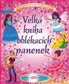 Obálka knihy Velká kniha oblékacích panenek - Více než 500 samolepek