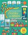 Obálka knihy Zlomky a dělení - Podívej se pod okénko