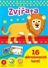 Obálka knihy Zvířata - Obkreslovací karty