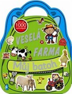 Veselá farma - kniha aktivit se samolepkami