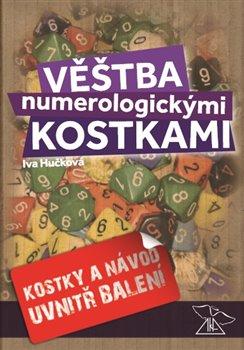 Obálka titulu Věštba numerologickými kostkami