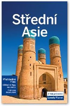 Obálka titulu Střední Asie - Lonely Planet