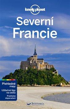Obálka titulu Severní Francie - Lonely Planet