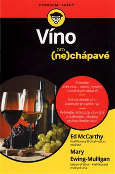 Obálka titulu Víno pro (ne)chápavé