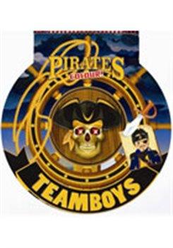 Obálka titulu TEAMBOYS Pirates Colour! – kormidlo