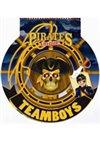 Obálka knihy TEAMBOYS Pirates Colour! – kormidlo