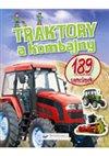 Obálka knihy Traktory a kombajny