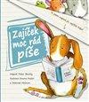 Obálka knihy Zajíček moc rád píše