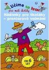 Obálka knihy Hádanky pro školáky - prostorové vnímání