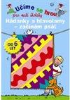 Obálka knihy Hádanky a hlavolamy - začínám psát