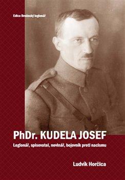 Obálka titulu PhDr. Kudela Josef