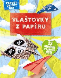 Vlaštovky z papíru - 23 modelů pro šikovné děti