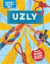 Obálka knihy Uzly - Více než 30 uzlů pro každou příležitost