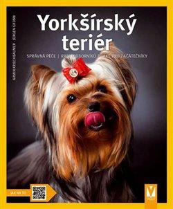 Obálka titulu Yorkšírský teriér