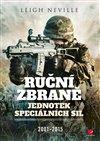 Obálka knihy Ruční zbraně jednotek speciálních sil 2001-2015