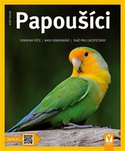 Obálka titulu Papoušíci