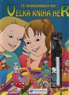 Obálka knihy Velká kniha her - 15 společenský her - 2.vydání