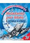 Obálka knihy Skládanky pro kluky – Letadla a stroje