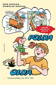 Obálka titulu Polda a Olda