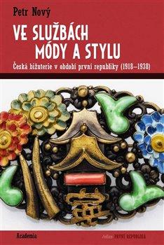 Obálka titulu Ve službách módy a stylu