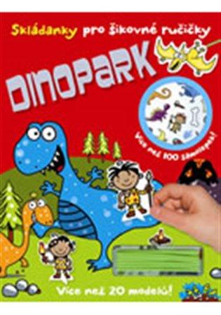 Dinopark - Skládanky pro šikovné ručičky - - | Booksquad.ink