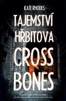 Obálka titulu Tajemství hřbitova Crossbones
