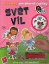 Obálka knihy Svět víl - Skládanky pro šikovné ručičky