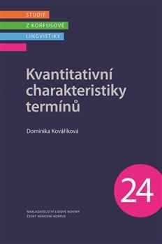 Obálka titulu Kvantitativní charakteristiky termínů
