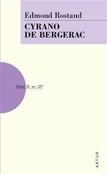 Obálka titulu Cyrano de Bergerac