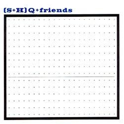 Obálka titulu (S+H)Q + friends
