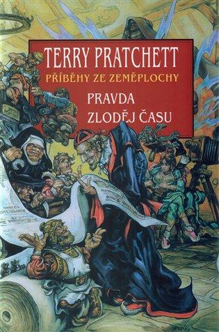 Kniha Zloděj času (Terry Pratchett)