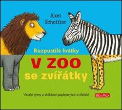 Obálka titulu Rozpustilé hrátky - V Zoo