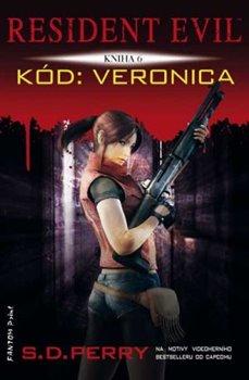 Obálka titulu Resident Evil - Kód: Veronica