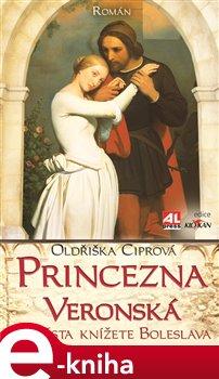 Obálka titulu Princezna Veronská