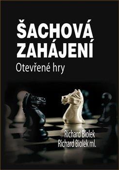 Obálka titulu Šachová zahájení - Otevřené hry