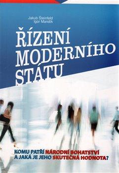 Obálka titulu Řízení moderního státu