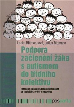 Obálka titulu Podpora začlenění žáka s autismem do třídního kolektivu