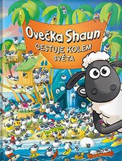 Obálka titulu Ovečka Shaun cestuje kolem světa