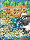 Obálka knihy Ovečka Shaun cestuje kolem světa