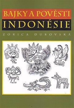 Obálka titulu Bajky a pověsti Indonésie