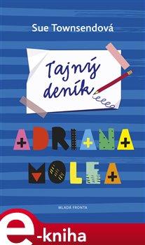 Obálka titulu Tajný deník Adriana Molea