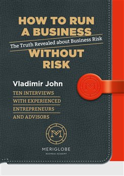Obálka titulu How to run a business without risk
