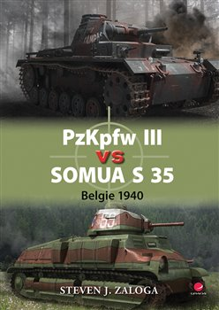 Obálka titulu PzKpfw III vs Somua S 35