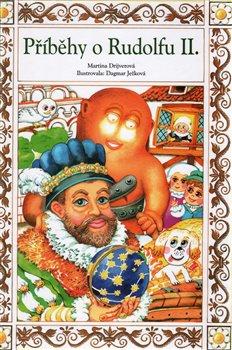 Obálka titulu Příběhy o Rudolfu II.