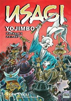 Obálka titulu Usagi Yojimbo: Zrádci země