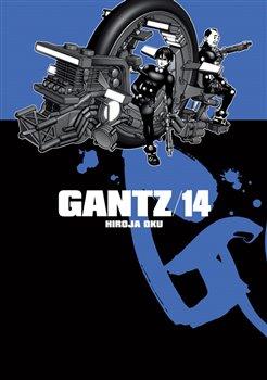 Obálka titulu Gantz 14