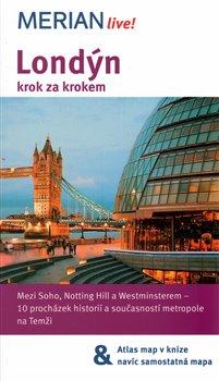 Obálka titulu Londýn krok za krokem - Merian Live!