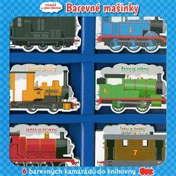 Obálka titulu Tomáš a jeho přátelé - Barevné mašinky