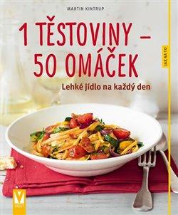Obálka titulu 1 těstoviny 50 omáček